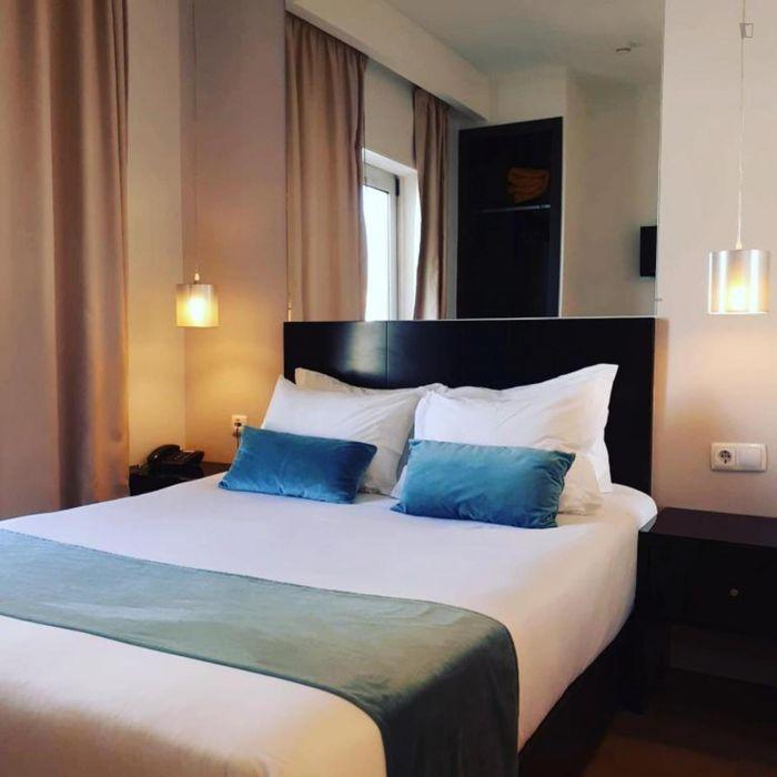 Great double bedroom near Instituto Superior Técnico