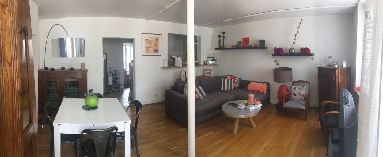 Cosy double bedroom close to Martin Luther King Park