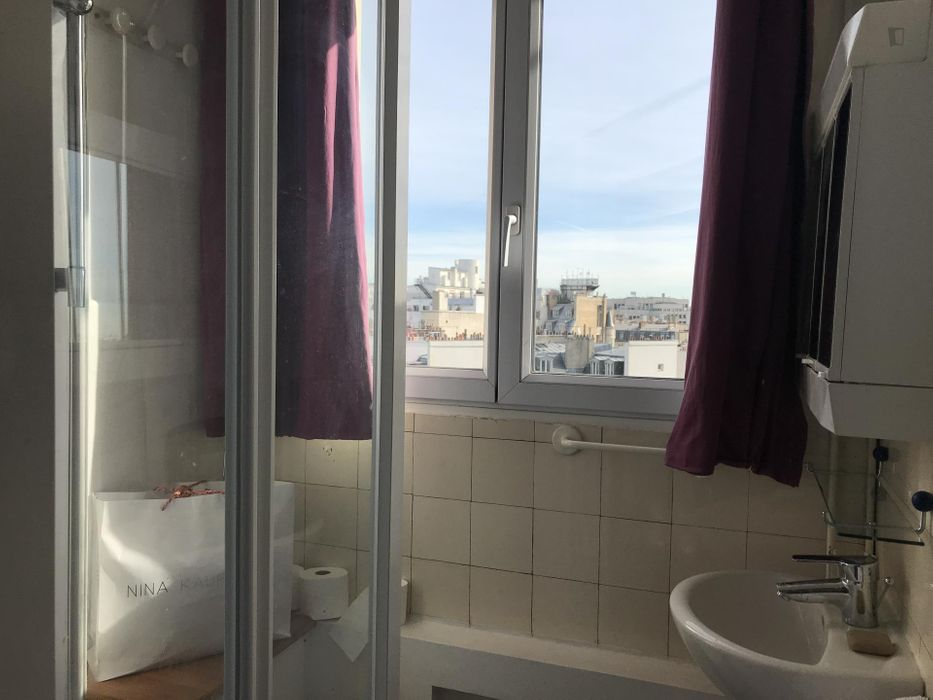 Charming single bedroom near Luxembourg Gardens