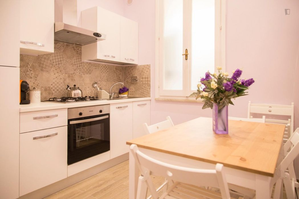 2-Bedroom apartment near Palazzo Apostolico