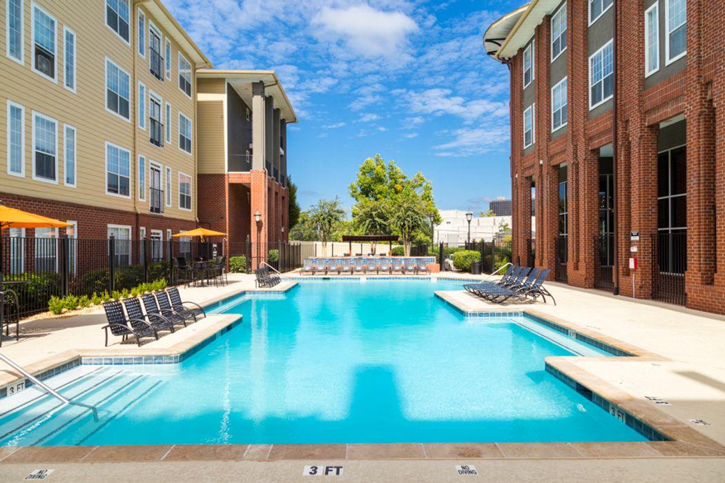 Student accommodation photo for 1660 Peachtree in Midtown Atlanta, Atlanta