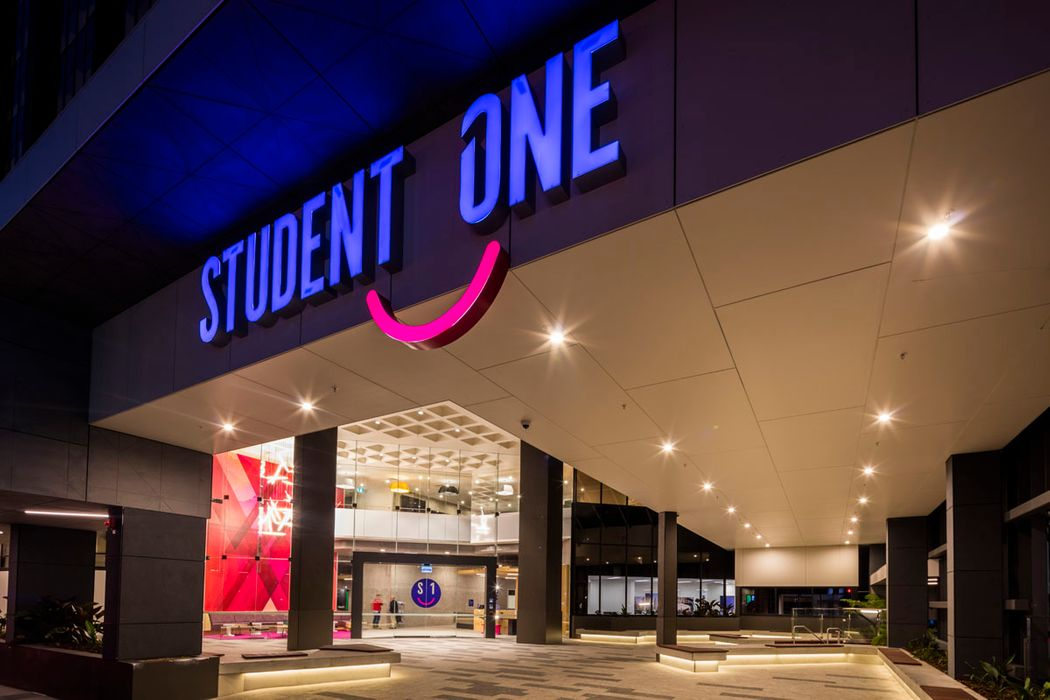 Student accommodation photo for Student One Adelaide Street in Central Brisbane, Brisbane