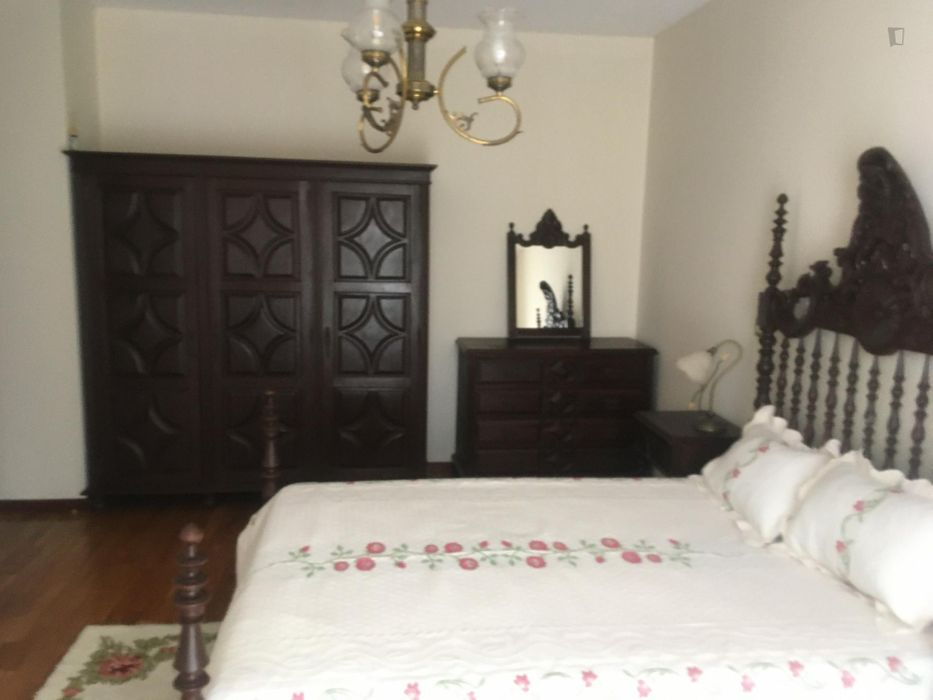 Nice double bedroom close to University of Minho - Campus of Gualtar