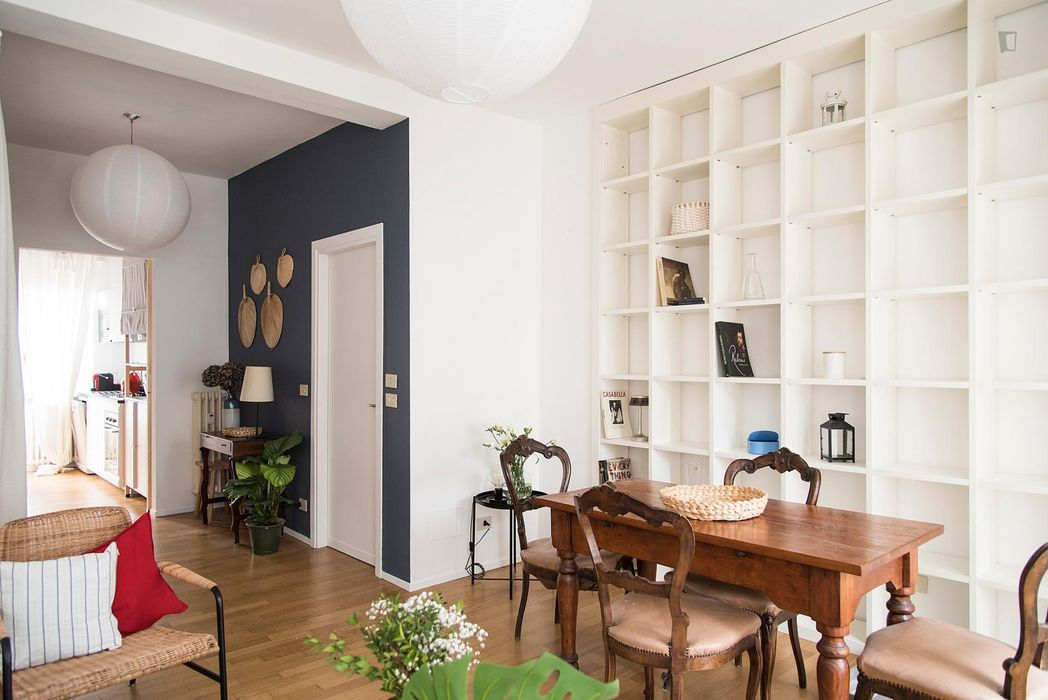 Charming 1-bedroom apartment near Inganni metro station