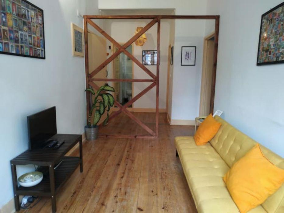 1-Bedroom apartment near Cais do Sodré metro station