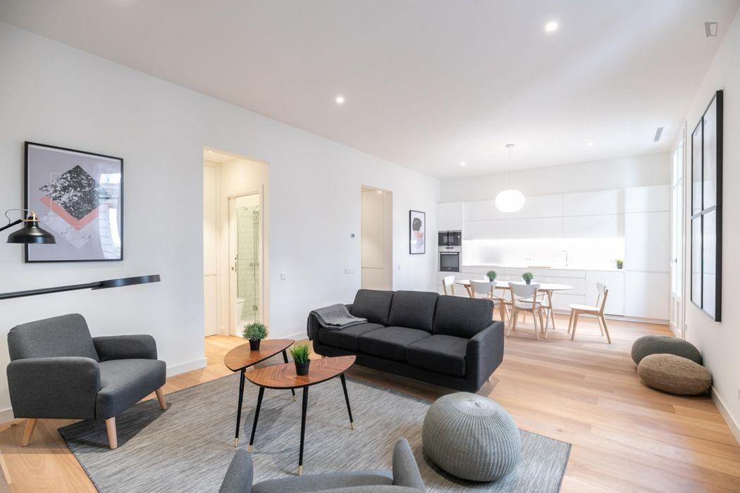 Lovely 2-bedroom apartment near Parc de Monterols