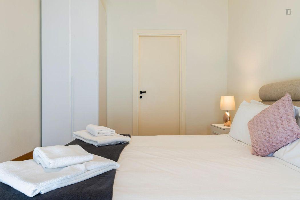 2-Bedroom apartment near Università Cattolica del Sacro Cuore