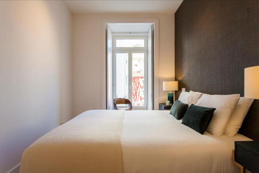 Charming 2-bedroom apartment near Martim Moniz metro station
