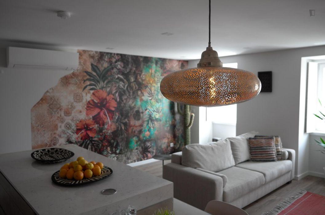 2-Bedroom apartment near Palácio Nacional da Ajuda