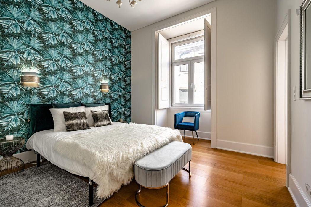 Cool 2-bedroom apartment near Praça do Comércio