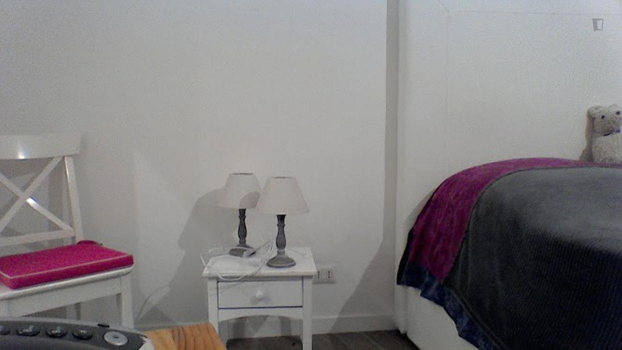 Neat 1-bedroom flat close to Gianicolense tram station