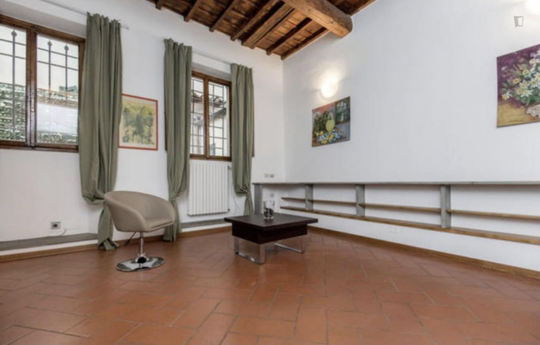 1-Bedroom apartment near Loggia dei Lanzi