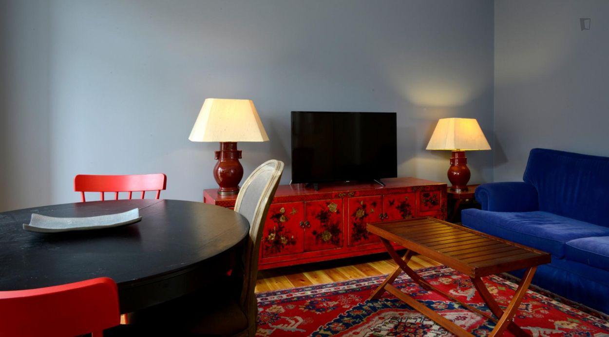 Great 1-bedroom apartment