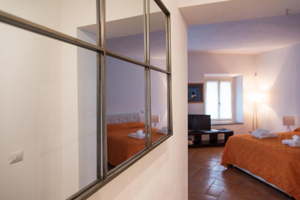 Cool 1-bedroom apartment near Università degli Studi di Milano