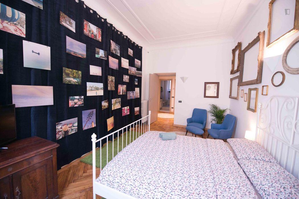 1-Bedroom apartment near Pasteur metro station