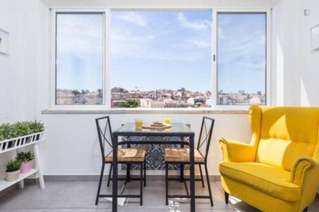 4-bedroom apartment in Lisbon Center