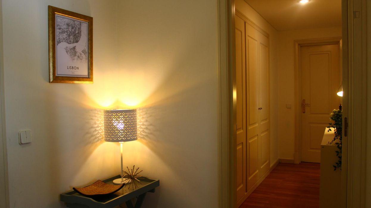 Amazing 1-bedroom flat in Saldanha