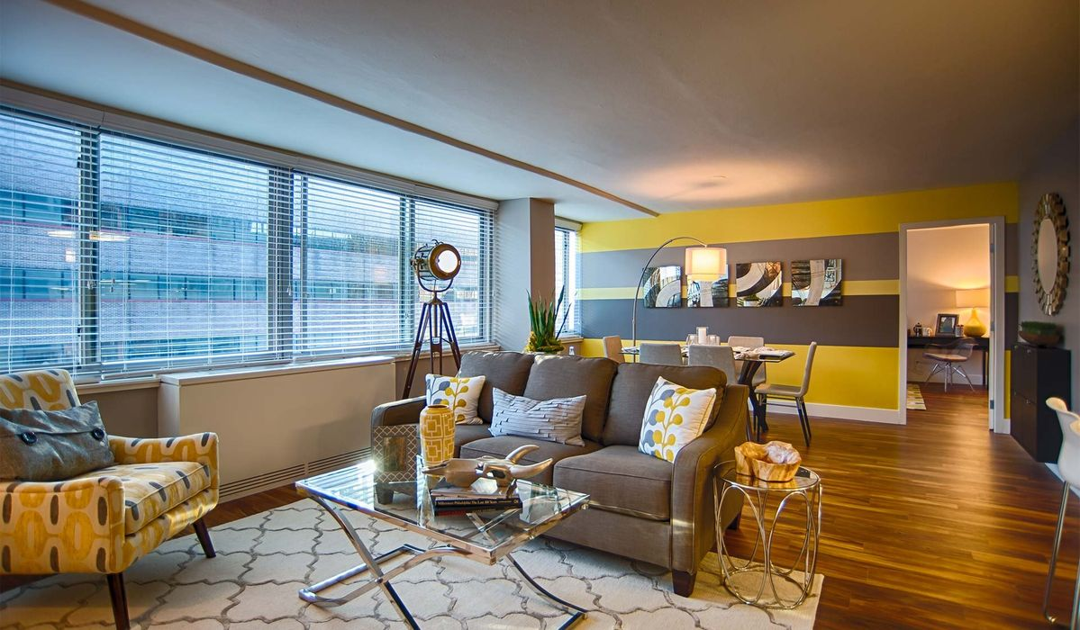 Student accommodation photo for The Sterling Apartment Homes in Center City, Philadelphia