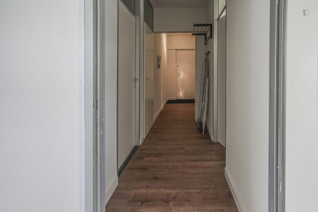 Neat single bedroom in Amsterdam-Zuidoost