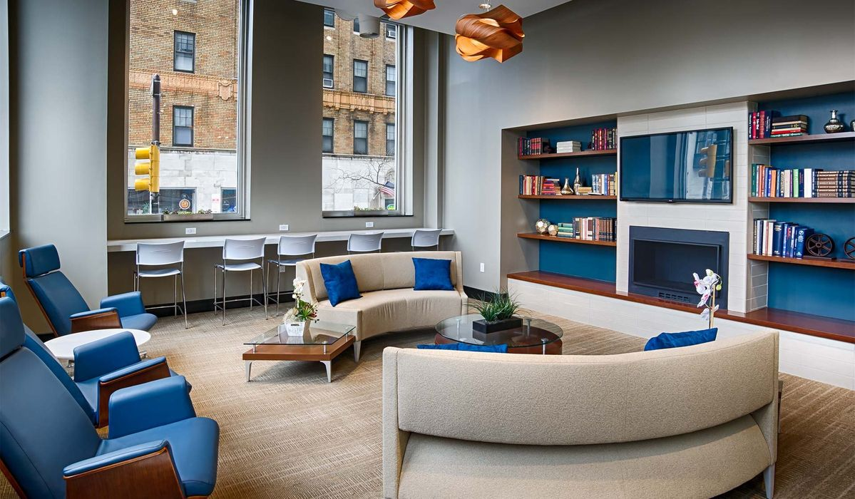 Student accommodation photo for The Riverloft Apartment Homes in Center City, Philadelphia