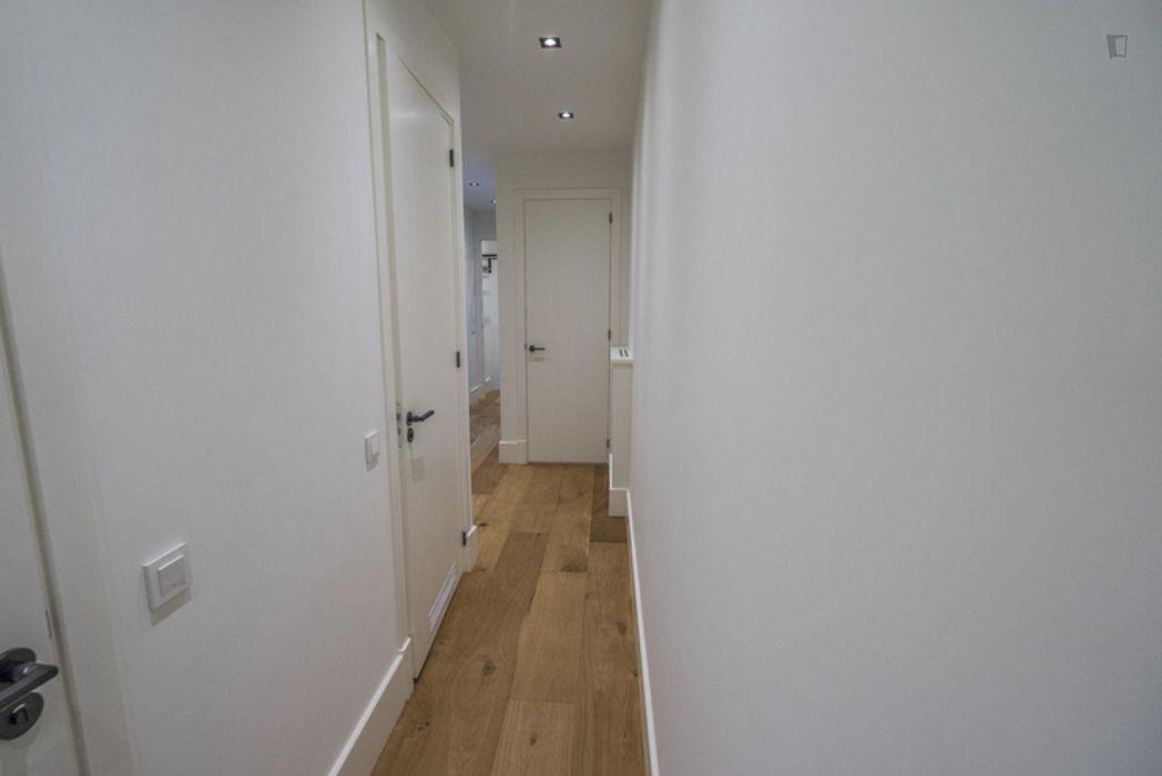 Stunning single bedroom in Amsterdam