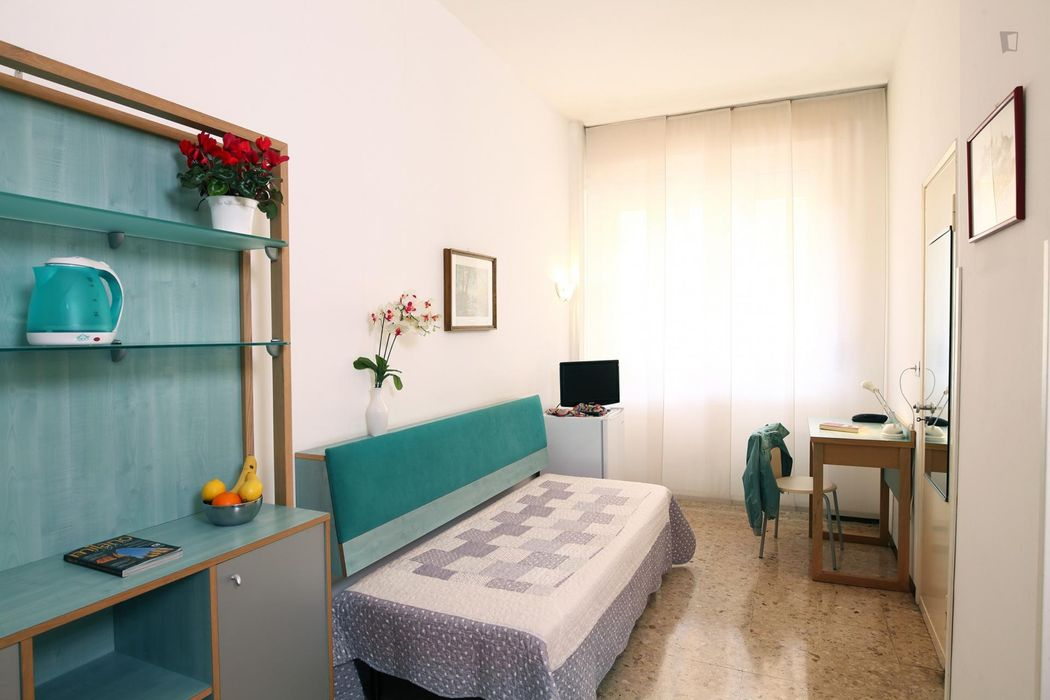 Snug studio in a Residence near Brera