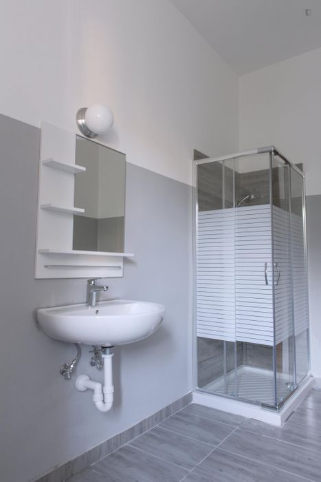 Nice double bedroom in 6-bedroom apartment not far from Bocconi