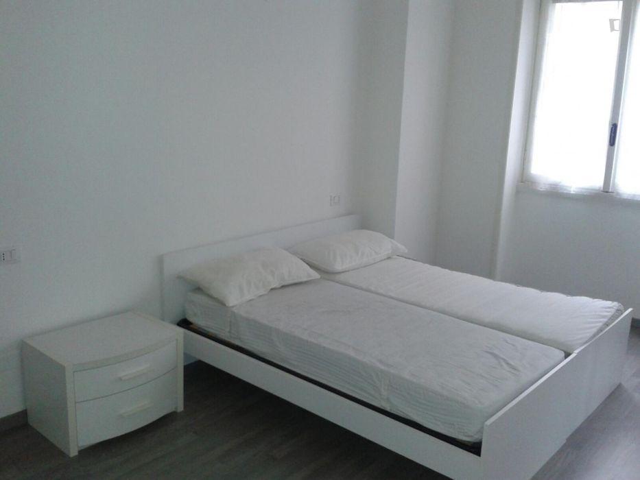 2-Bedroom apartment in Calvairate