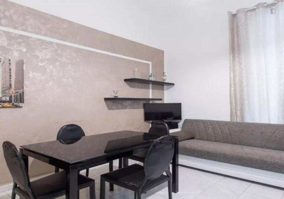 Cozy 1-bedroom apartment near Milano Centrale Railway Station