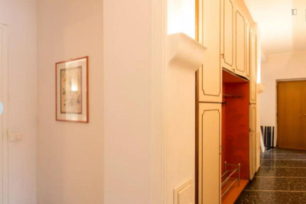 Cool 2-bedroom apartment near Porta Venezia