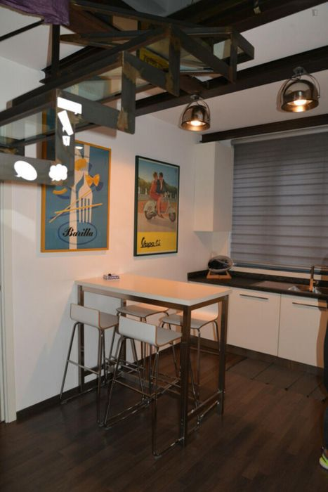 Lovely 1-bedroom apartment near Giardino Vincenzo Muccioli