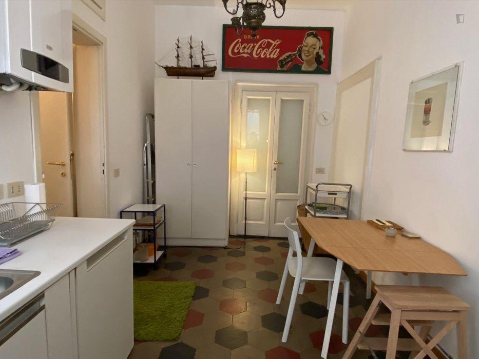 1-Bedroom apartment near Moscova metro station