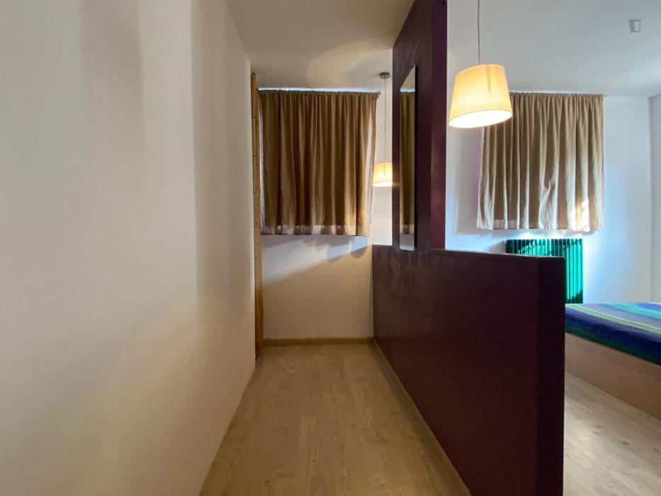 Nice 3-bedroom apartment near Parco delle Memorie Industriali