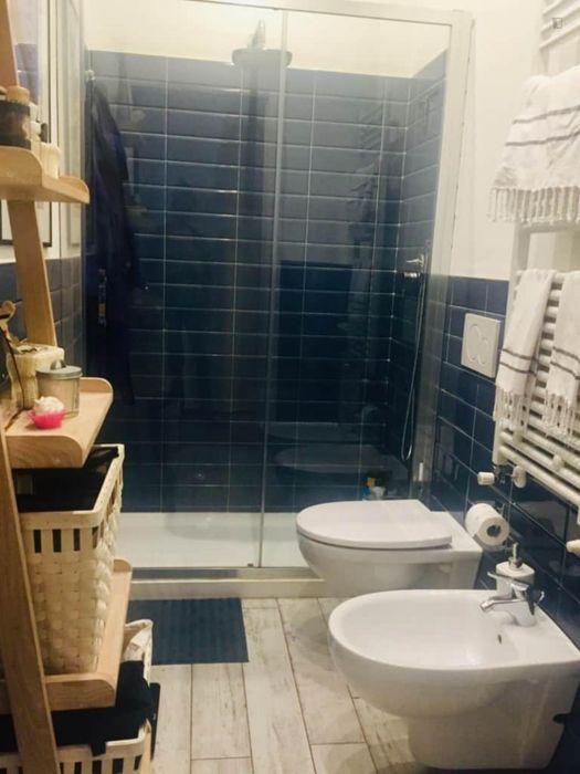 1-Bedroom apartment near P.TA Genova FS train station