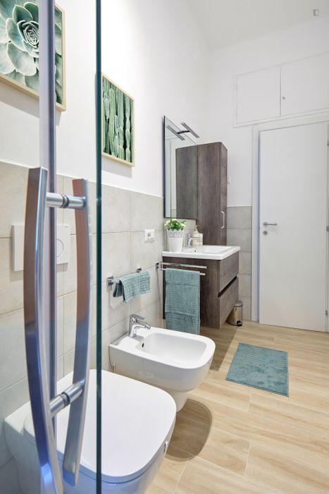 Modern 1-bedroom apartment near Porta Romana metro station