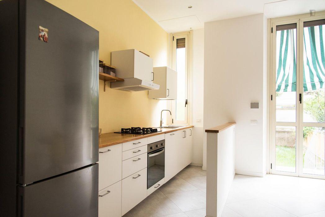 Charming 1-bedroom apartment near Ca' Granda metro station