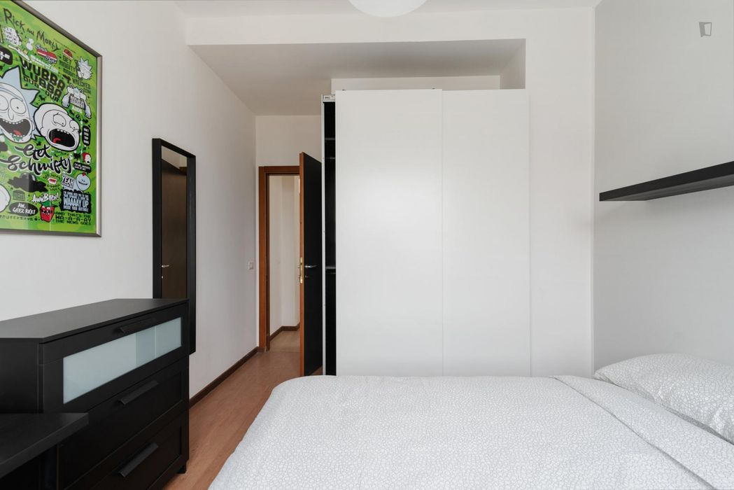 Awesome double bedroom near Villa S. Giovanni metro station