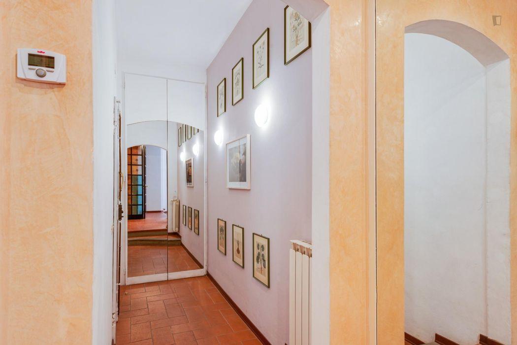 2-Bedroom apartment near Giardino Torrigiani