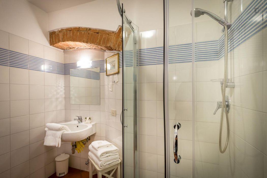 Nice 1-bedroom apartment near Parco di Villa Strozzi
