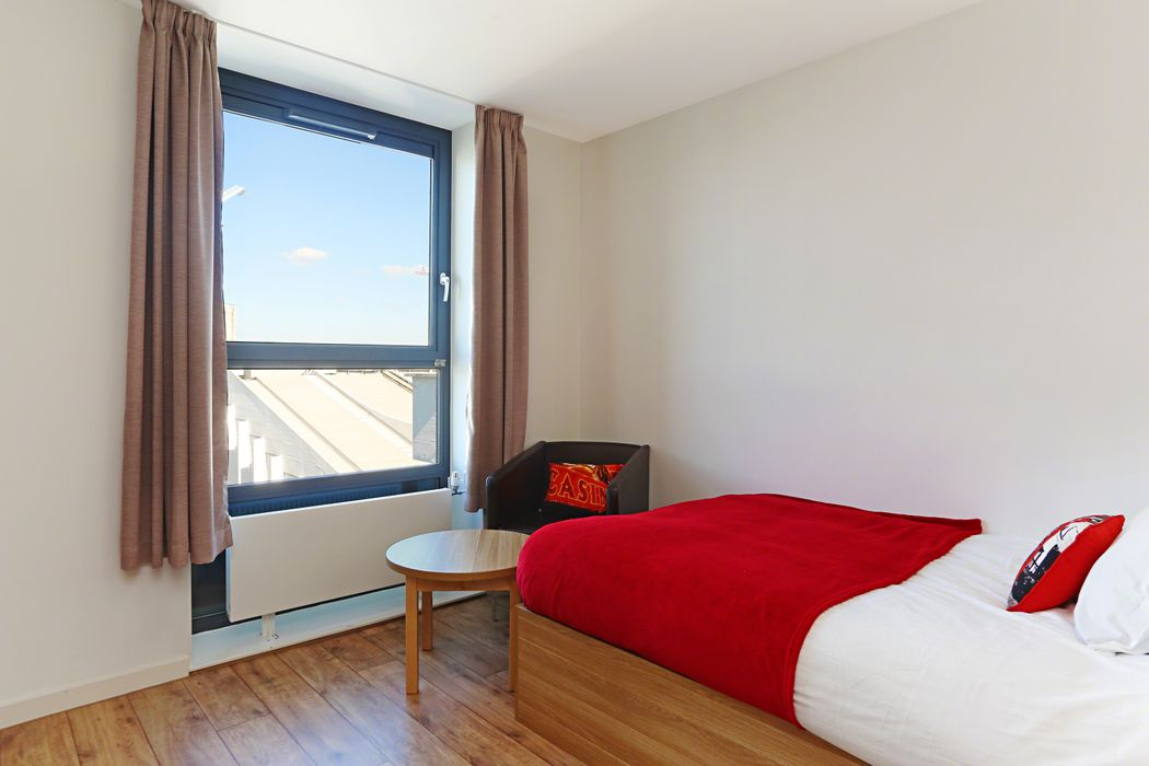 Student accommodation photo for iQ Raffles House in Wembley, London