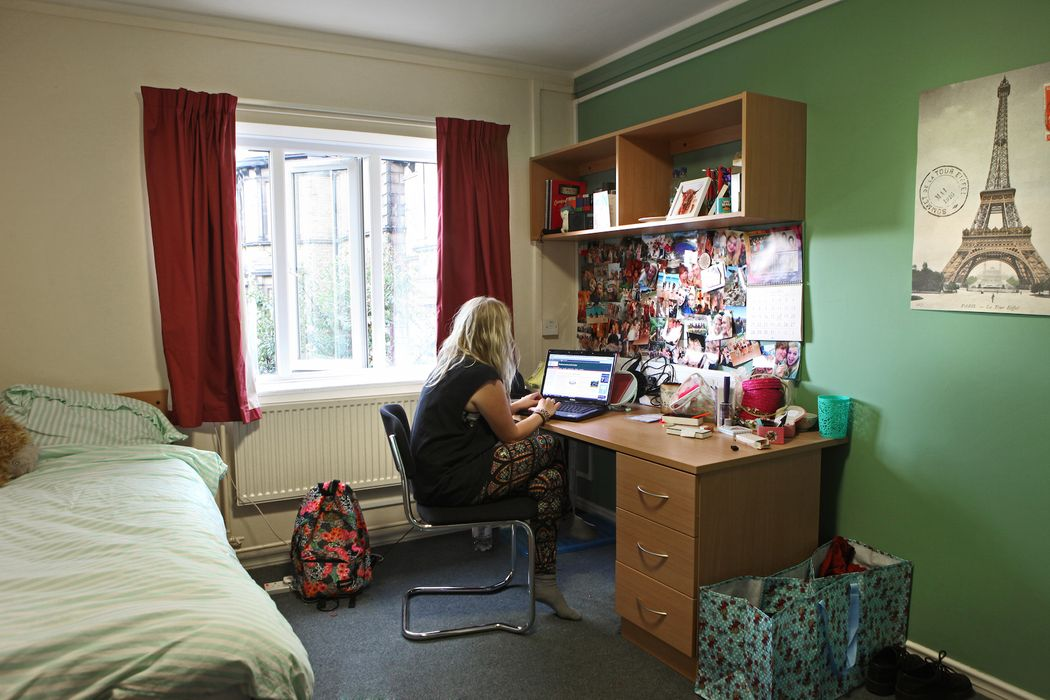 Student accommodation photo for Endcliffe University Catered Hall in Sheffield City Centre, Sheffield