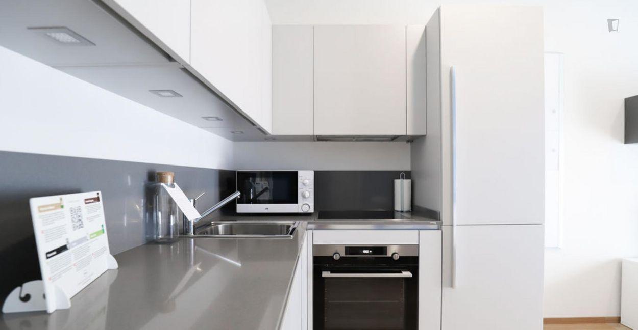 Lovely 1-bedroom apartment near Porta Romana metro station