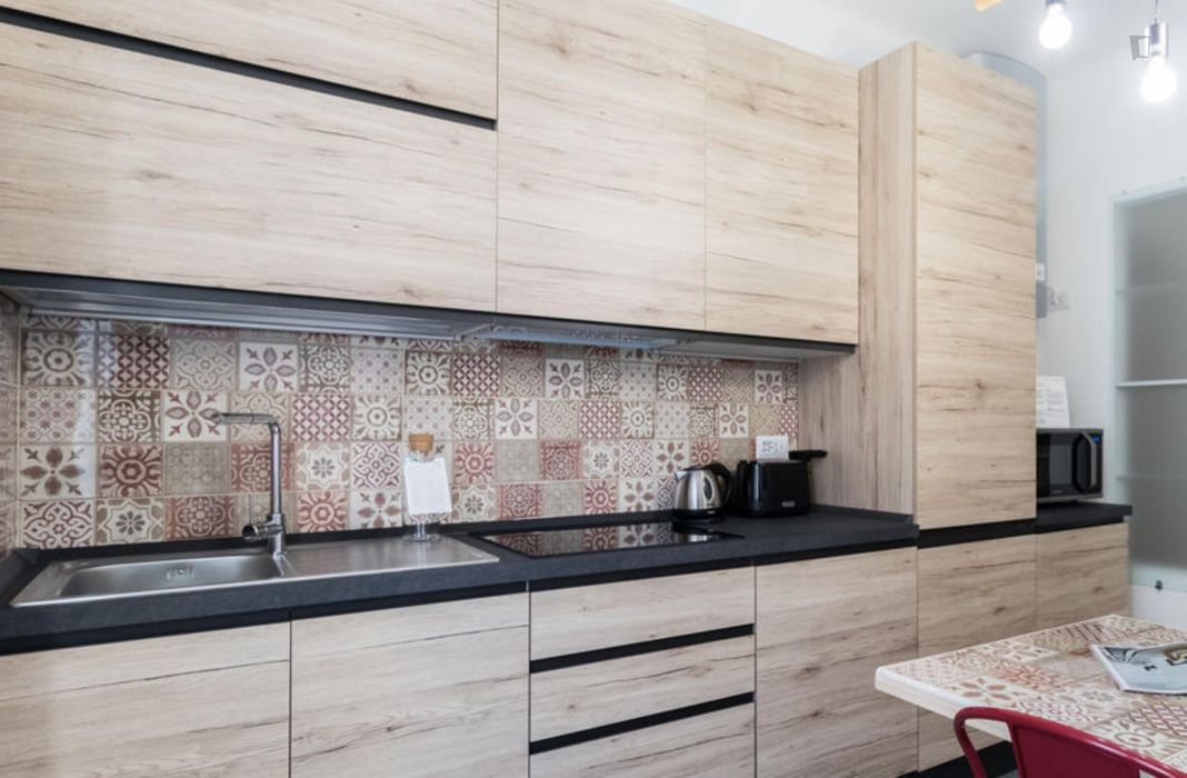 Beautiful 1-bedroom apartment near Parco Agricolo Sud Milano