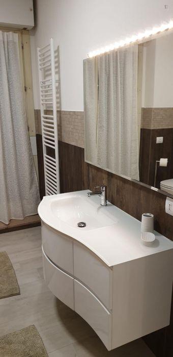 1-Bedroom apartment near San Siro Stadio metro station