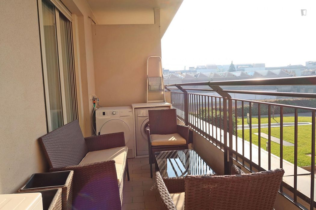 1-Bedroom apartment near Milano Porta Romana metro station