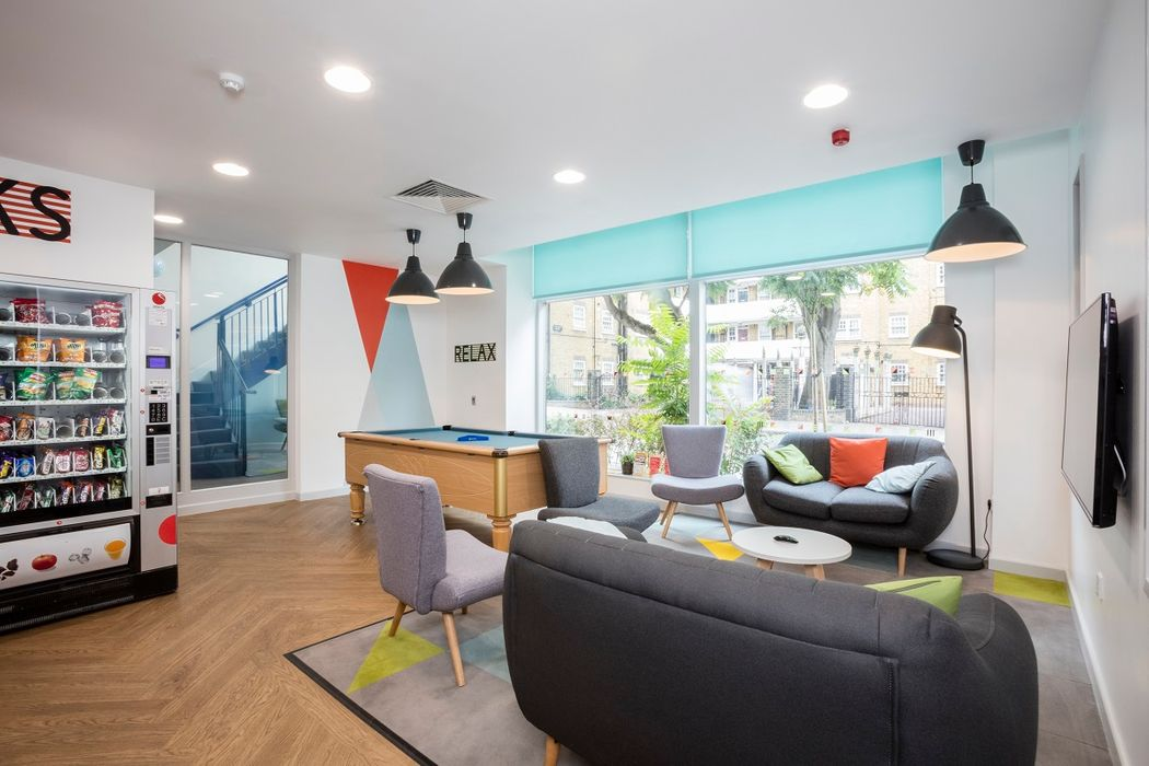 Student accommodation photo for Unite Students Somerset Court in Kings Cross, London