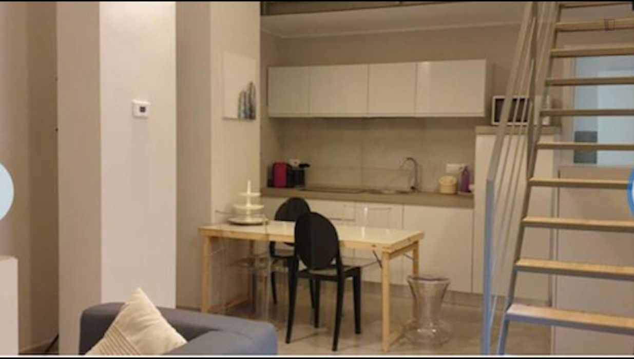 Cozy studio in Milan
