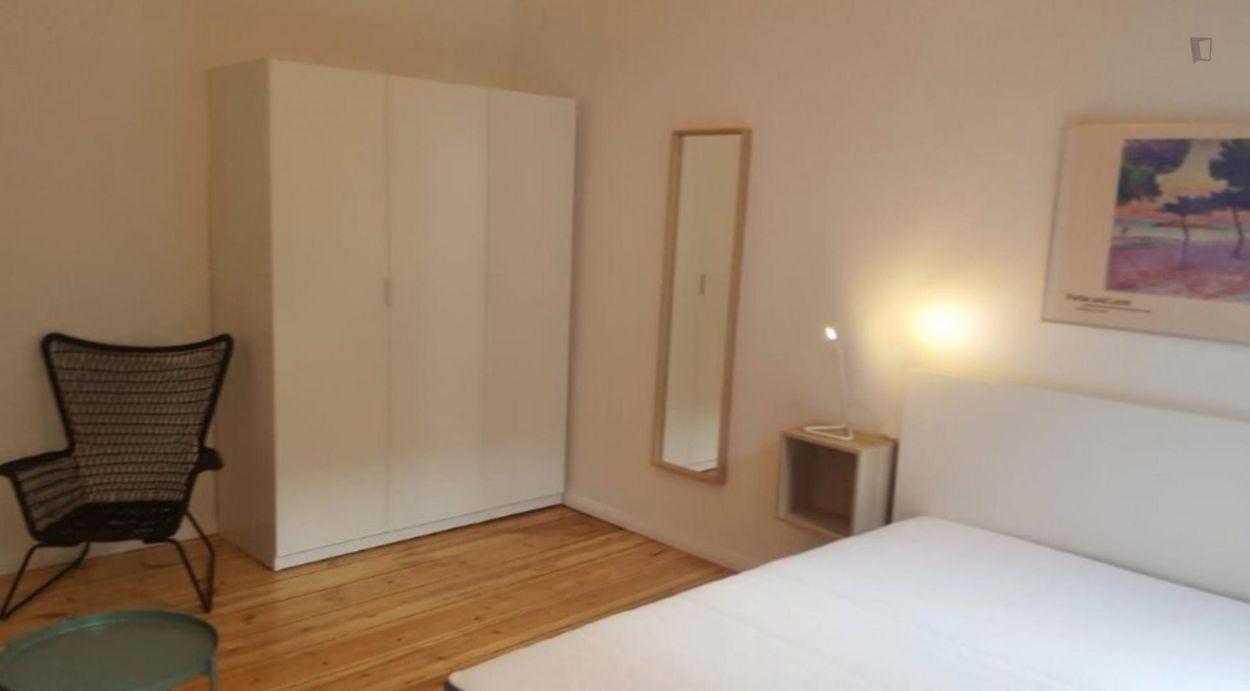 Charming 2-bedroom newly renovated flat in Neukölln