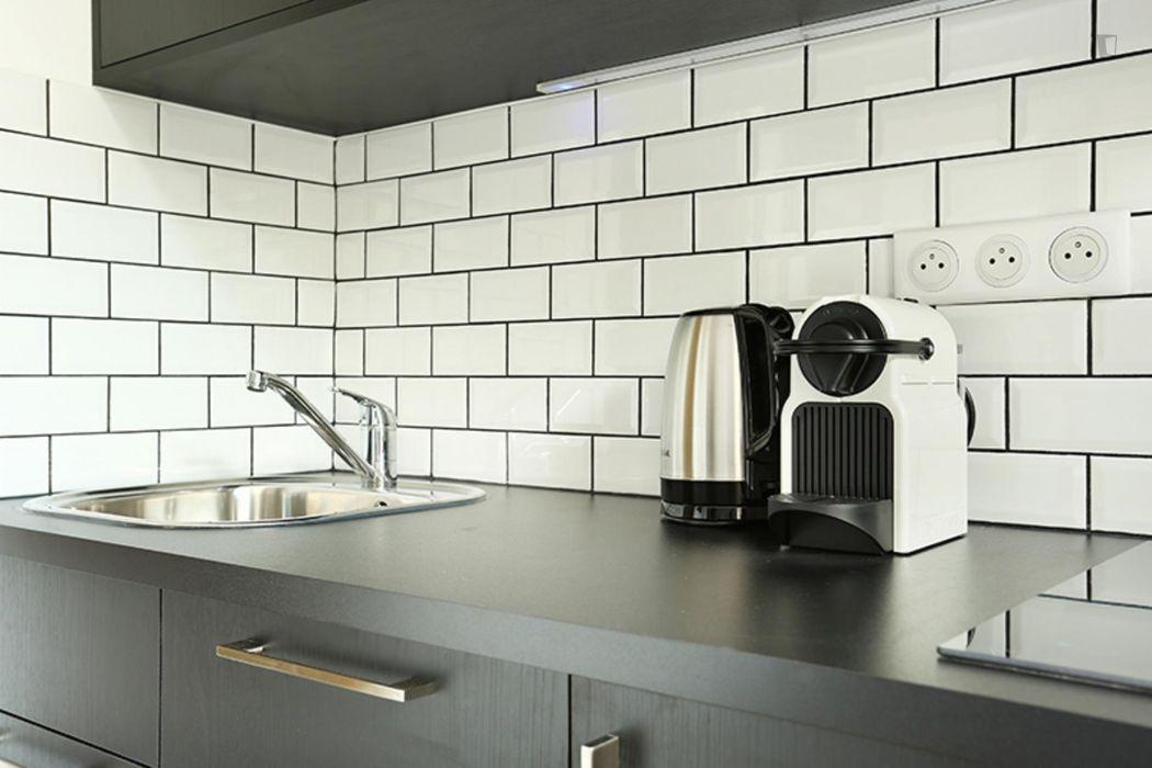 Modern studio near Dupleix metro station - STUDENTS ONLY
