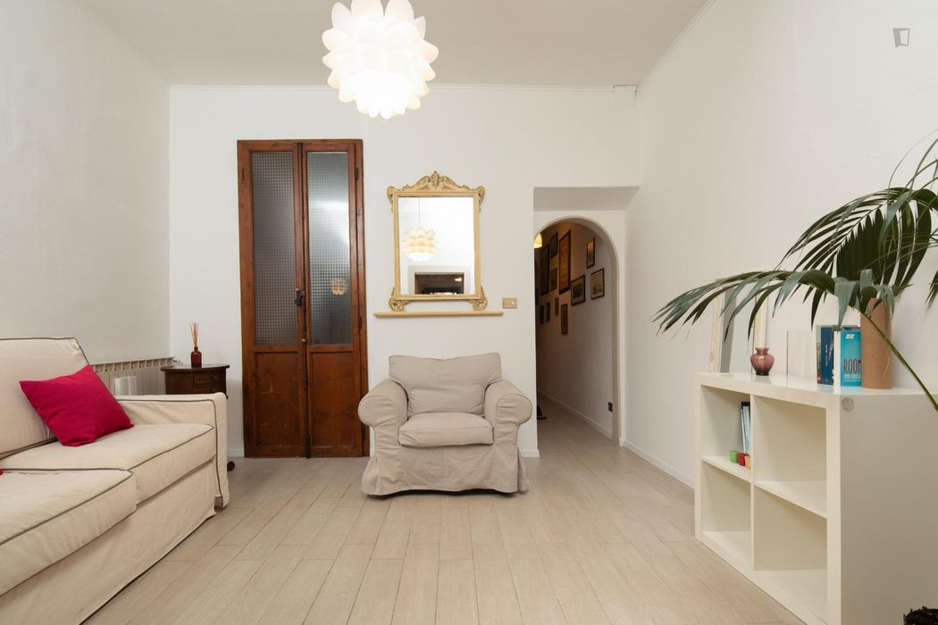 Cozy 2-bedroom apartment near Giardino Torrigiani